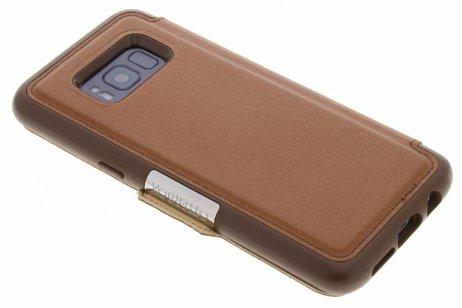 Samsung Galaxy S8 hoesje - OtterBox Strada Booktype voor