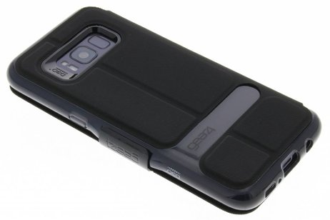 Samsung Galaxy S8 hoesje - Gear4 Oxford Booktype voor