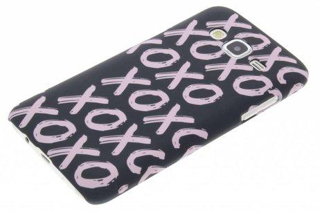 Samsung Galaxy J5 hoesje - Design Hardcase Backcover voor