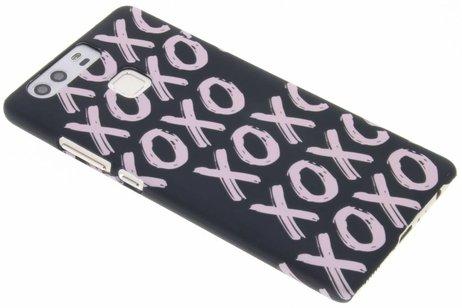 Design Hardcase Backcover voor Huawei P9