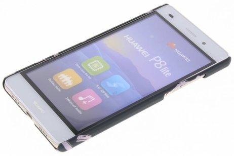 Design Hardcase Backcover voor Huawei P8 Lite