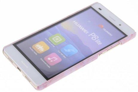 Huawei P8 Lite hoesje - Design Hardcase Backcover voor
