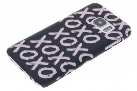 Samsung Galaxy S7 hoesje - Design Hardcase Backcover voor