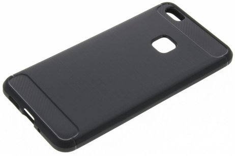 Huawei P10 Lite hoesje - Brushed Backcover voor Huawei
