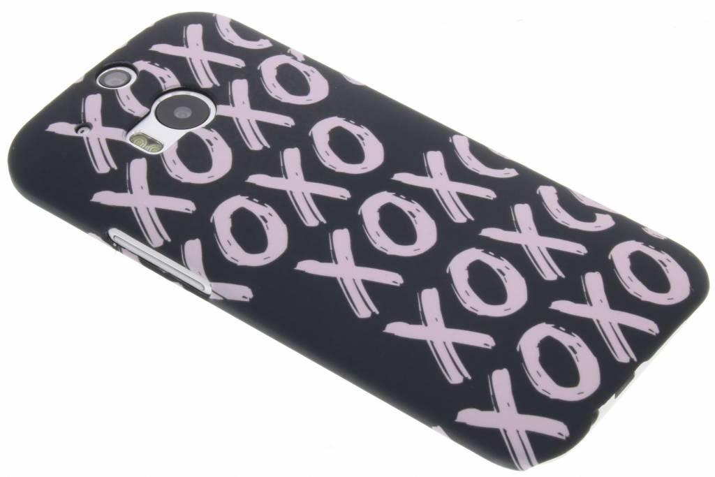 Design Hardcase Backcover voor HTC One M8 / M8s