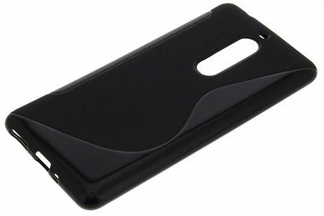 Nokia 5 hoesje - S-line Backcover voor Nokia