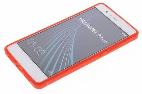 Huawei P9 Lite hoesje - Brushed Backcover voor Huawei