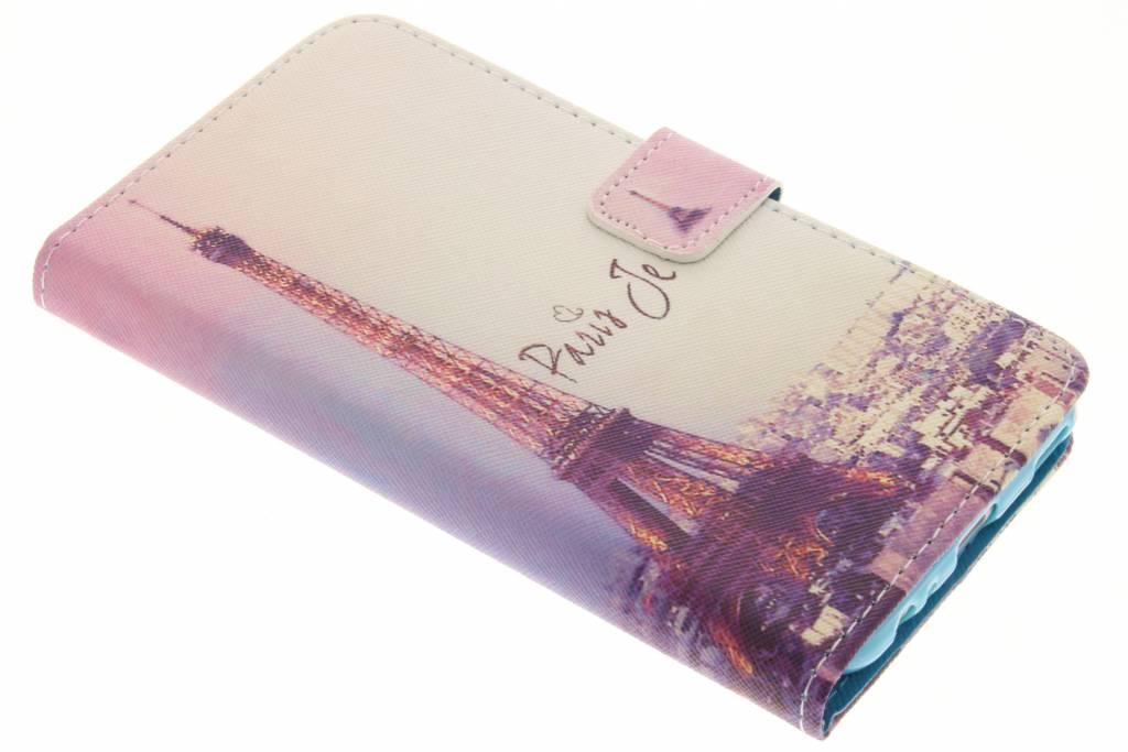 Design Softcase Booktype voor Huawei P10