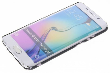 Design Hardcase Backcover voor Samsung Galaxy S6 Edge