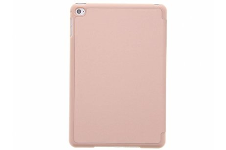 Dux Ducis Skin Bookcase voor iPad Mini 4 - Rosé goud