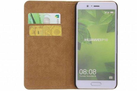 Huawei P10 hoesje - Luxe Hardcase Booktype voor