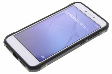Huawei P8 Lite (2017) hoesje - Army Defender Backcover voor
