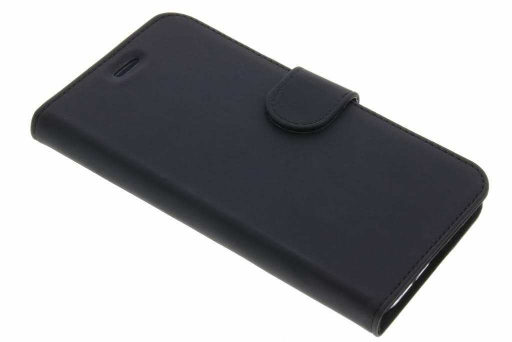 Accezz Wallet Softcase Booktype voor Asus ZenFone 3 - Zwart