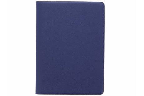 360° Draaibare Bookcase voor iPad (2017) / (2018) - Blauw