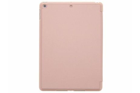Dux Ducis Skin Book Case iPad (2018) / (2017) / Air 2 / Air - Rosé goud