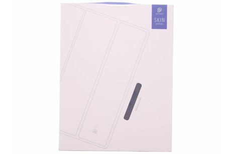 Dux Ducis Skin Bookcase voor iPad 2 / 3 / 4 - Blauw