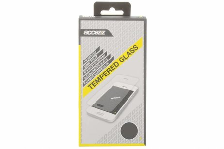 Accezz Xtreme Glass Screenprotector voor Motorola Moto G4 Play