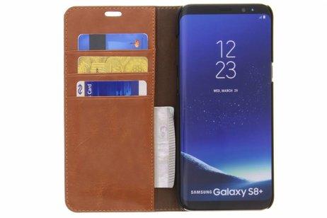 Samsung Galaxy S8 Plus hoesje - Zakelijke Hardcase Booktype voor