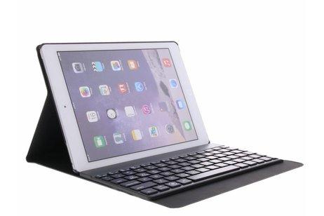 Bluetooth Keyboard Bookcase voor iPad Pro 9.7 / Air 2 - Zwart