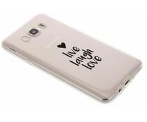 Design Backcover Samsung Galaxy J7 (2016)