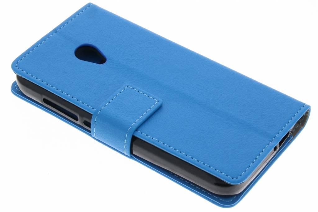 Basic Booktype voor Alcatel U5 4G - Blauw