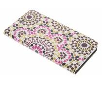 Design Hardcase Booktype Huawei Nova