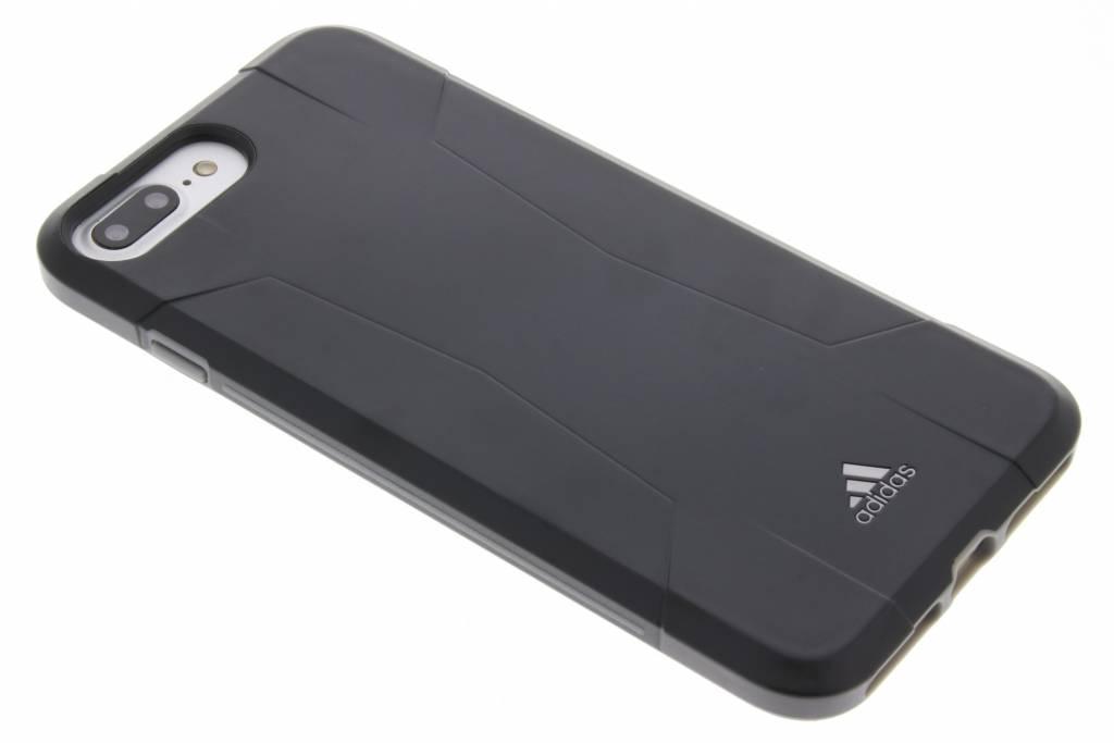 adidas Sports Solo Backcover voor iPhone 8 Plus / 7 Plus / 6(s) Plus - Zwart