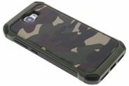 Army Defender Backcover voor Huawei Y5 2 / Y6 2 Compact - Groen