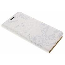 Luxe Lederen Booktype Samsung Galaxy S8 Plus