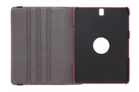 360° Draaibare Design Bookcase voor Samsung Galaxy Tab S3 9.7 - Keep Calm