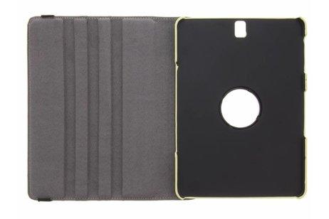 360° Draaibare Design Bookcase voor Samsung Galaxy Tab S3 9.7 - Dromenvanger