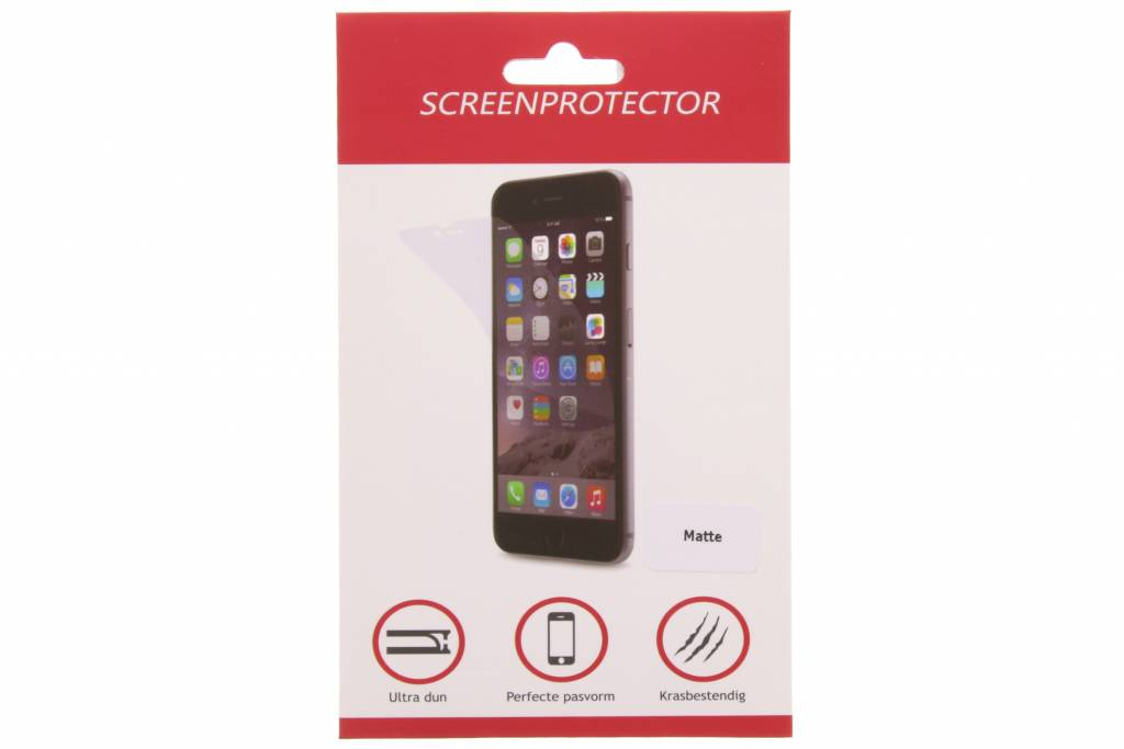 Anti-fingerprint Screenprotector Sony Xperia L1