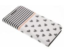 Design Hardcase Booktype Motorola Moto G4 (Plus)