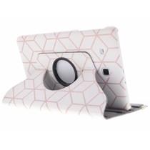 360° Draaibare Design Bookcase Samsung Galaxy Tab E 9.6