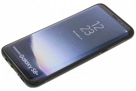 adidas Sports Grip Backcover voor Samsung Galaxy S8 Plus - Zwart