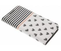 Design Hardcase Booktype Motorola Moto G4 Play