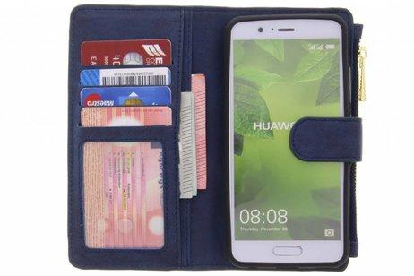 Huawei P10 hoesje - Luxe Portemonnee voor Huawei