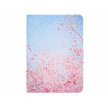 Design Softcase Bookcase Samsung Galaxy Tab S3 9.7