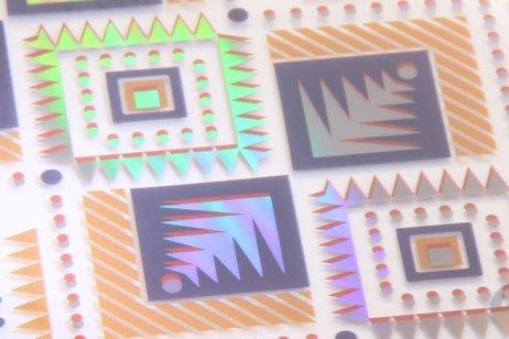 Holographic Design Backcover voor Motorola Moto G5 Plus
