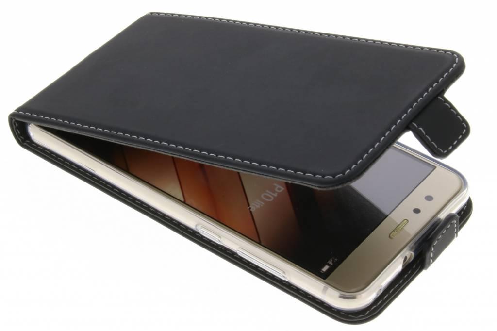 Accezz Flipcase voor Huawei P10 Lite - Zwart