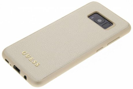 Guess iriDescent Softcase voor de Samsung Galaxy S8 Plus