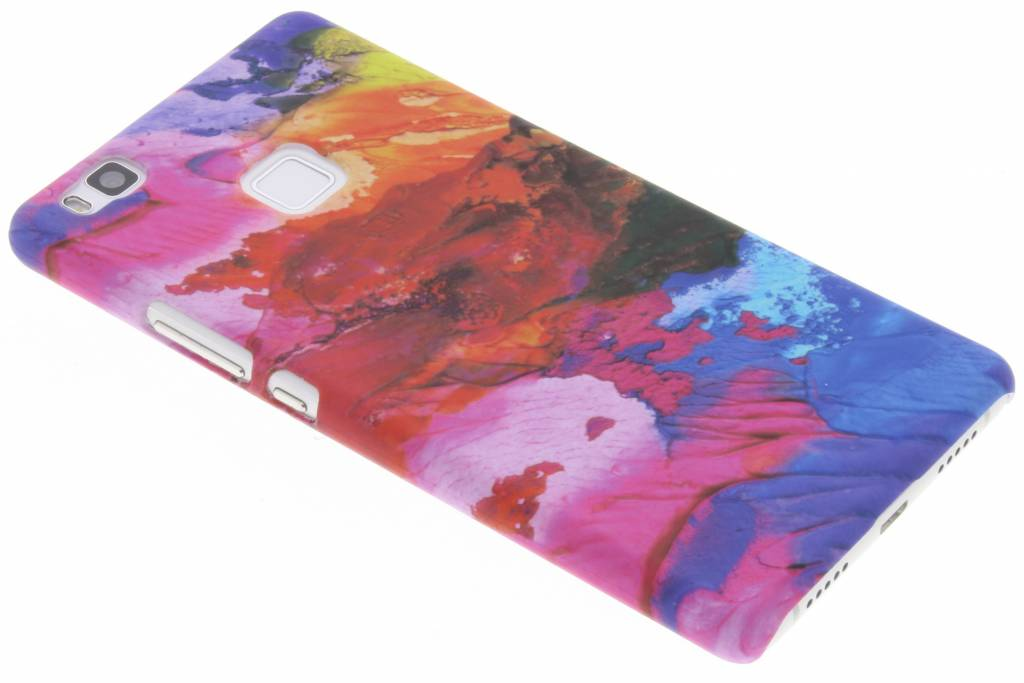 Design Backcover voor Huawei P9 Lite - Colorful
