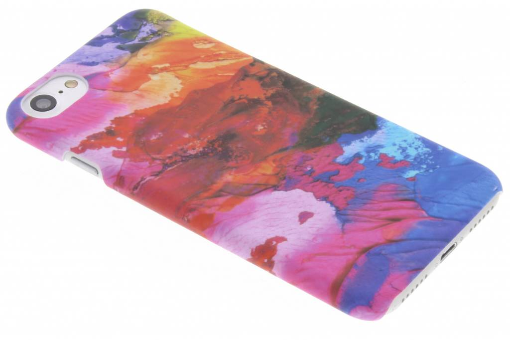 Design Backcover voor iPhone 8 / 7 - Colorful