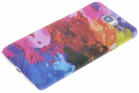Design Backcover voor Huawei Y5 2 / Y6 2 Compact - Colorful
