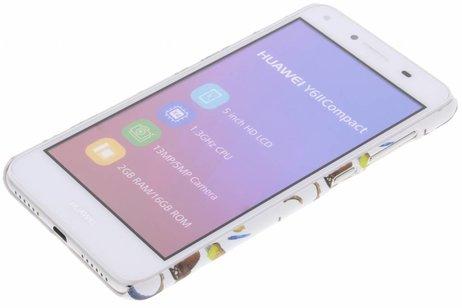 Design Backcover voor Huawei Y5 2 / Y6 2 Compact - Hawaii