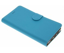Blauw Wallet TPU Booklet Lenovo P2