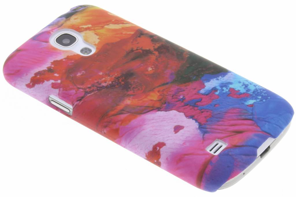 Design Backcover voor Samsung Galaxy S4 Mini - Colorful
