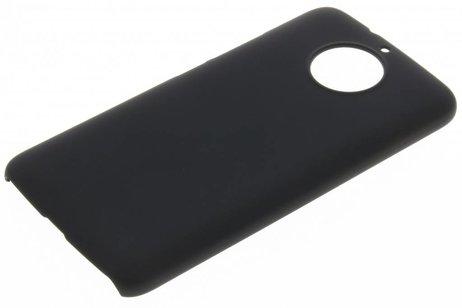 Motorola Moto G5S Plus hoesje - Effen Backcover voor Motorola