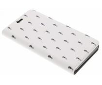 Design Hardcase Booktype Lenovo K6