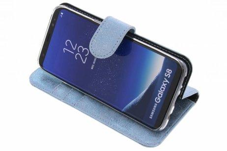 Samsung Galaxy S8 Plus hoesje - Accezz Glitter Wallet Booktype